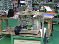 ハンダ印刷機